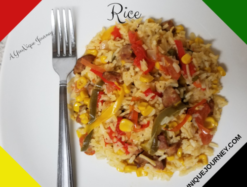 Flavorful Spicy Reggae Rice
