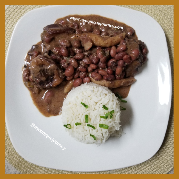 jamaican stew peas an authentic comfort food  a younique