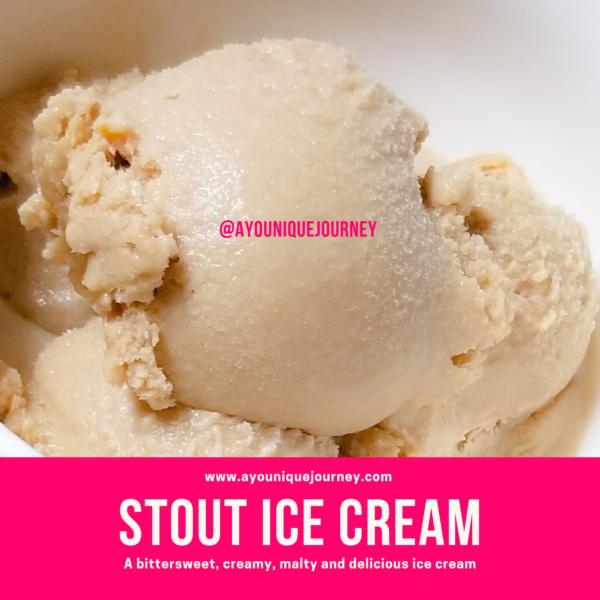 Stout Ice Cream
