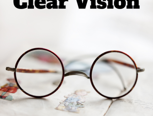 Clear Vision for your future
