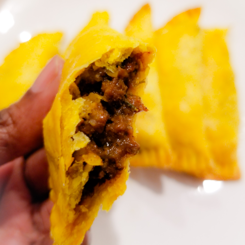 jamaican beef patty recipe  a younique journey