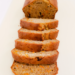Some slices of Carrot Banana Bread.