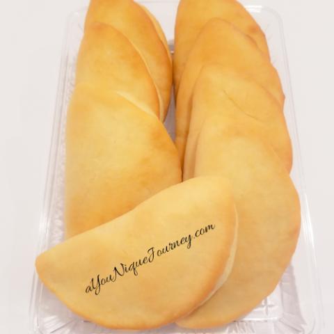 Jamaican Coco Bread Recipe