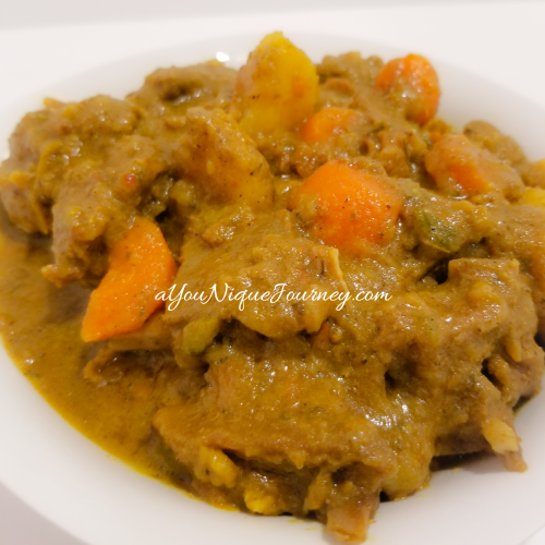 A closer look at some Jamaican Curry Goat Recipe.