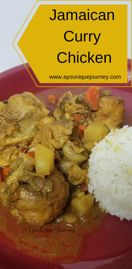 Original Jamaican Curry Chicken Recipe