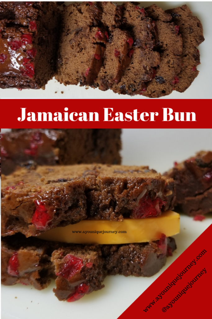 Jamaican Easter Spice Bun Recipe