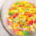 Corn Tomato Avocado Salad in a large bowl.
