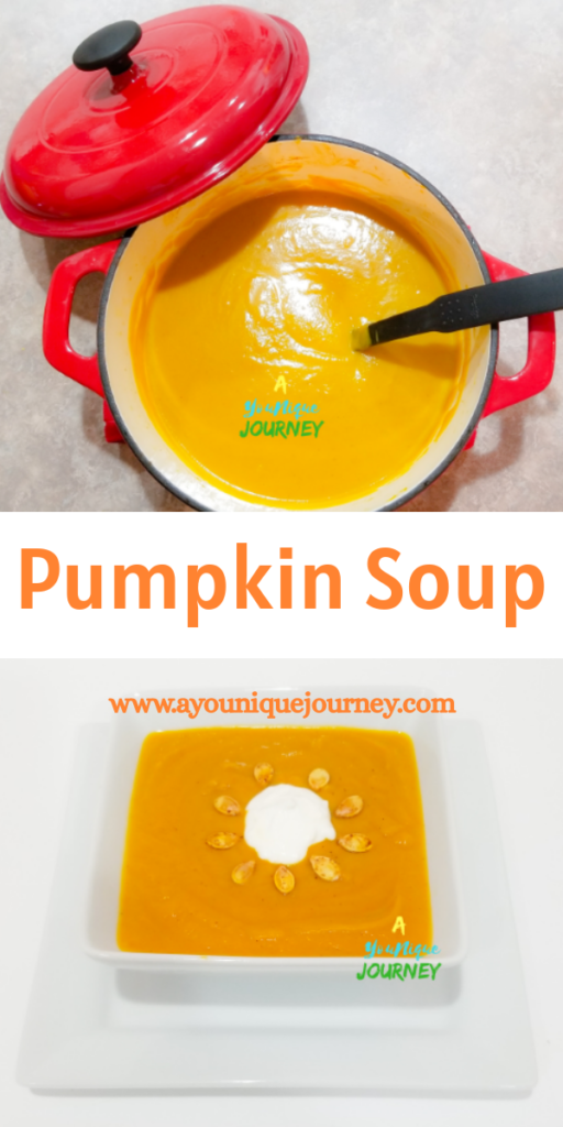 jamaican pumpkin soup creamy  delicious  a younique journey