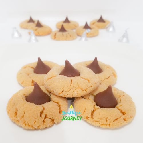 Hershey's Peanut Butter Blossoms