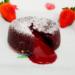 Red Velvet Molten Lava Cake